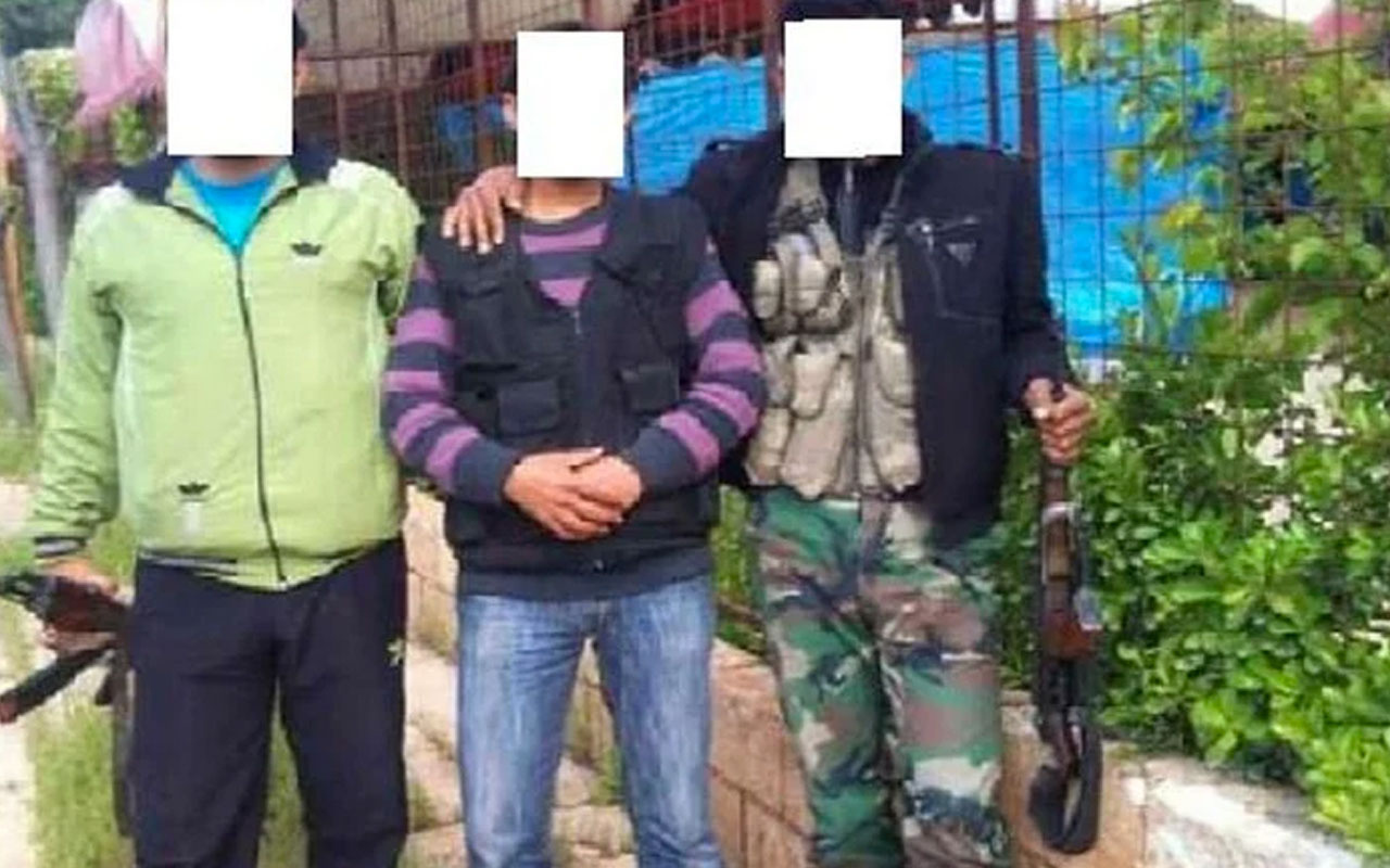 Ankara'da keşif faaliyeti yapan terör örgütü DEAŞ üyesi 2 terörist yakalandı