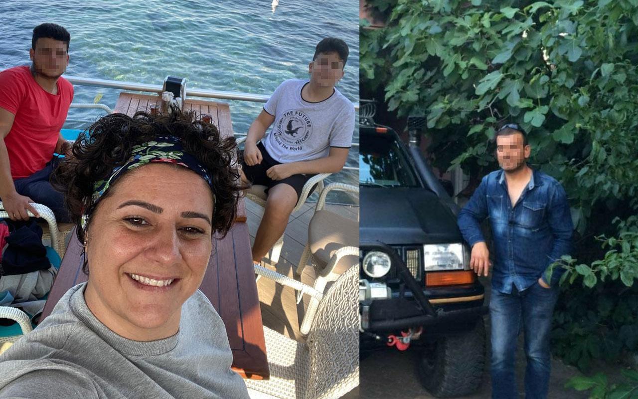 Silivri'deki korkunç cinayetin detayları ortaya çıktı! Çifti kadının eski kocası öldürmüş