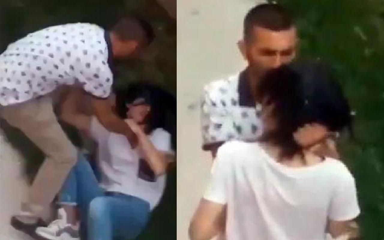 Erzurum'da eşini saçlarından sürükleyip darp etti! Soruşturma tamamlandı takipsizlik kararı verildi