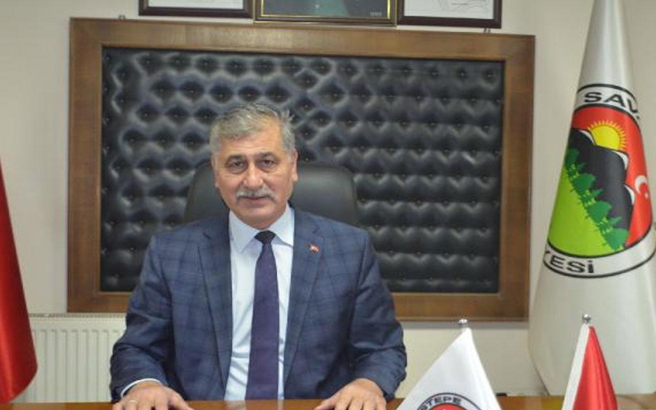 Savaştepe Belediye Başkanı Turhan Şimşek'in Covid-19 testi pozitif çıktı