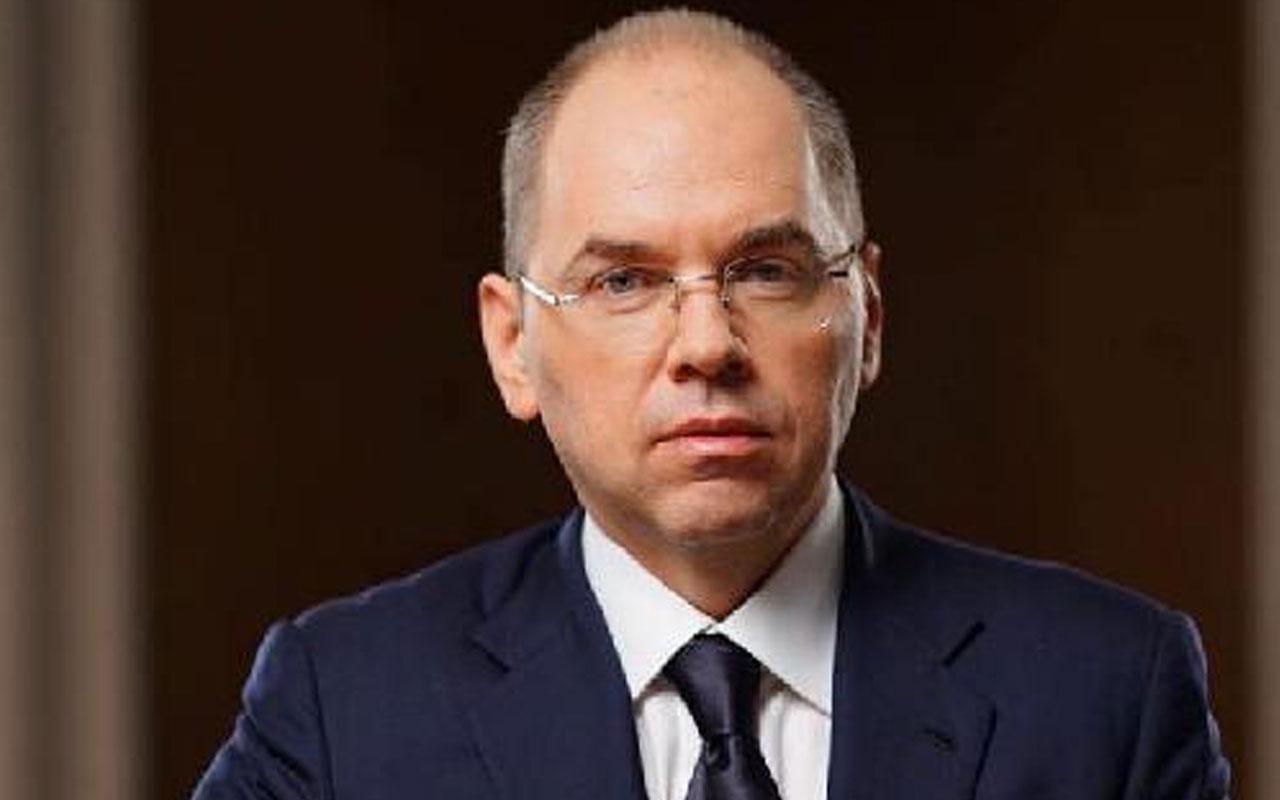 Ukrayna Sağlık Bakanı Maksim Stepanov koronavirüse yakalandı