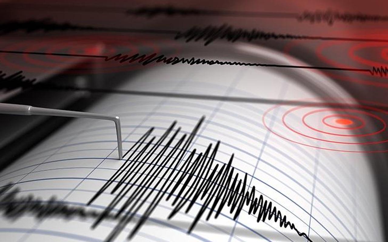 Tunceli'de korkutan deprem! AFAD şiddetini 4.1 olarak açıkladı