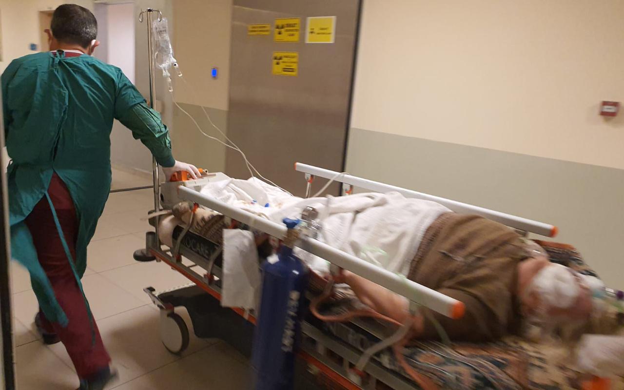 Bursa'da su sanıp içti hastanelik oldu! İç organları hasar gördü