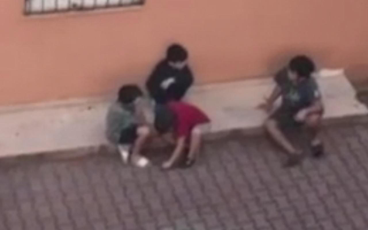 Herkes bu videoyu konuşuyor! Antalya'da sokakta çocukları ekonomi sohbeti izleyenleri güldürdü
