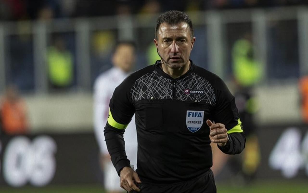 UEFA'dan hakem Hüseyin Göçek'e milli maç görevi