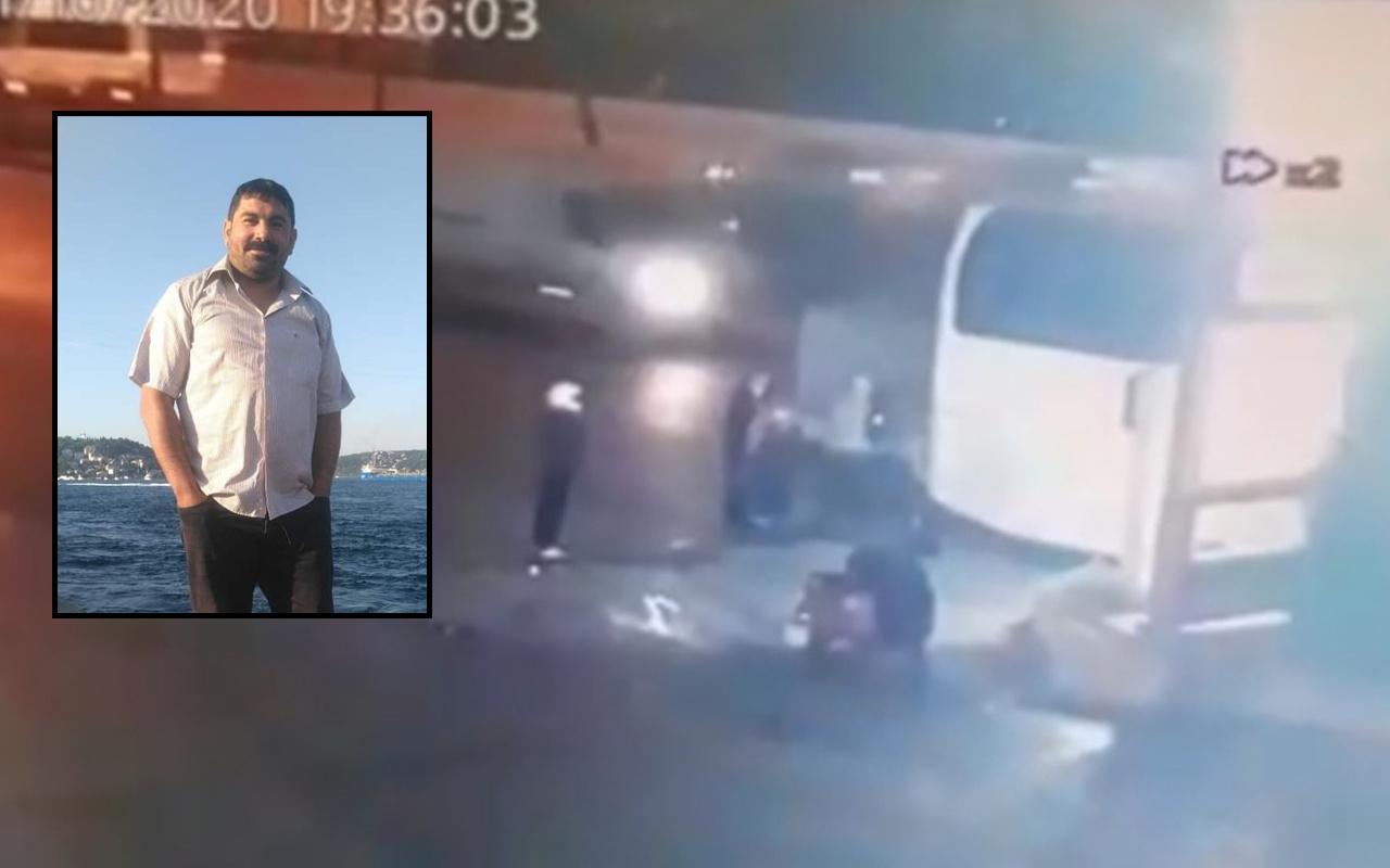 İstanbul'da korkunç kaza! Arkadan çarptı ok gibi saplandı