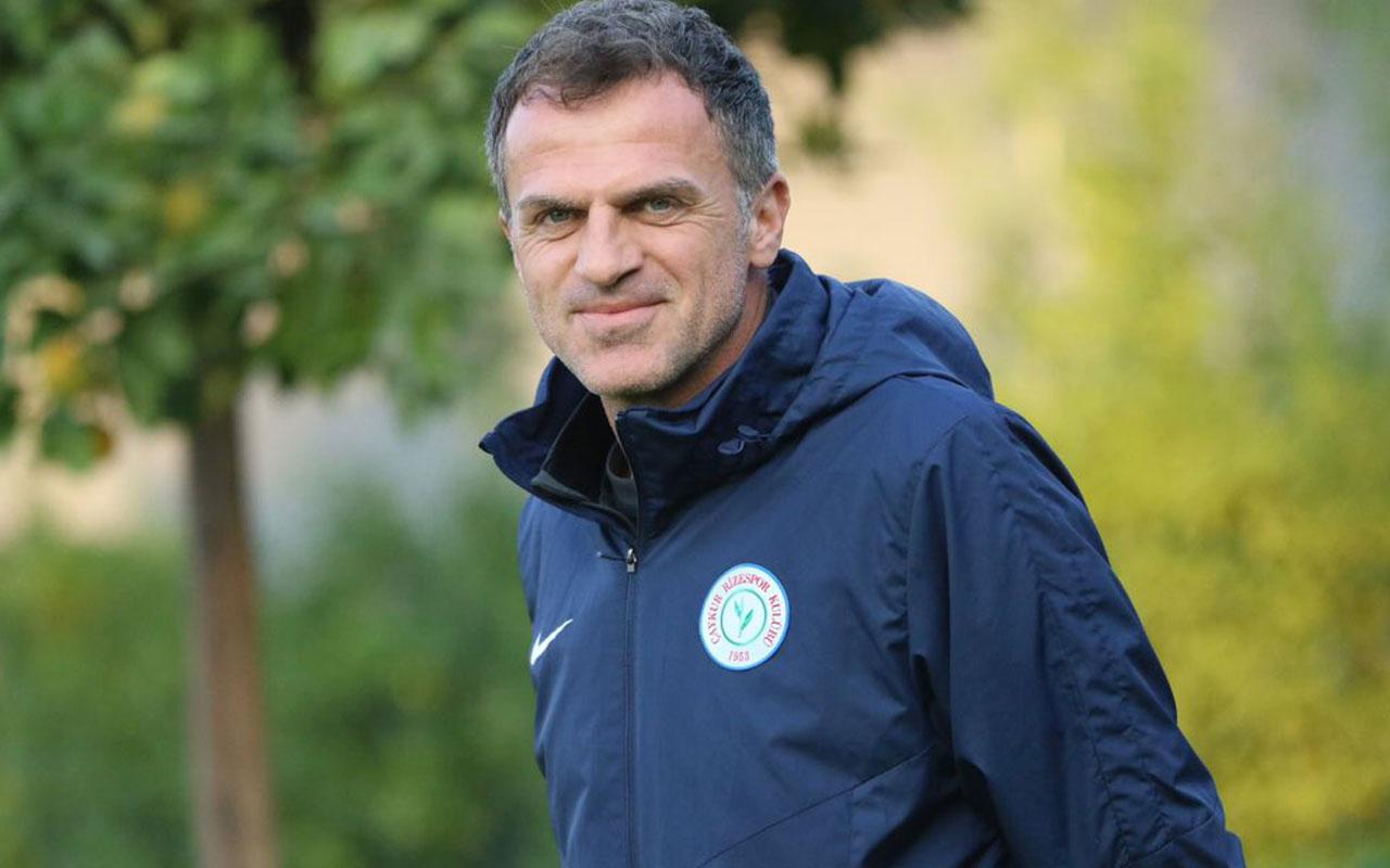 Stjepan Tomas: Remy'i Antalyaspor'da da istedim, kısmet Rize'ye oldu