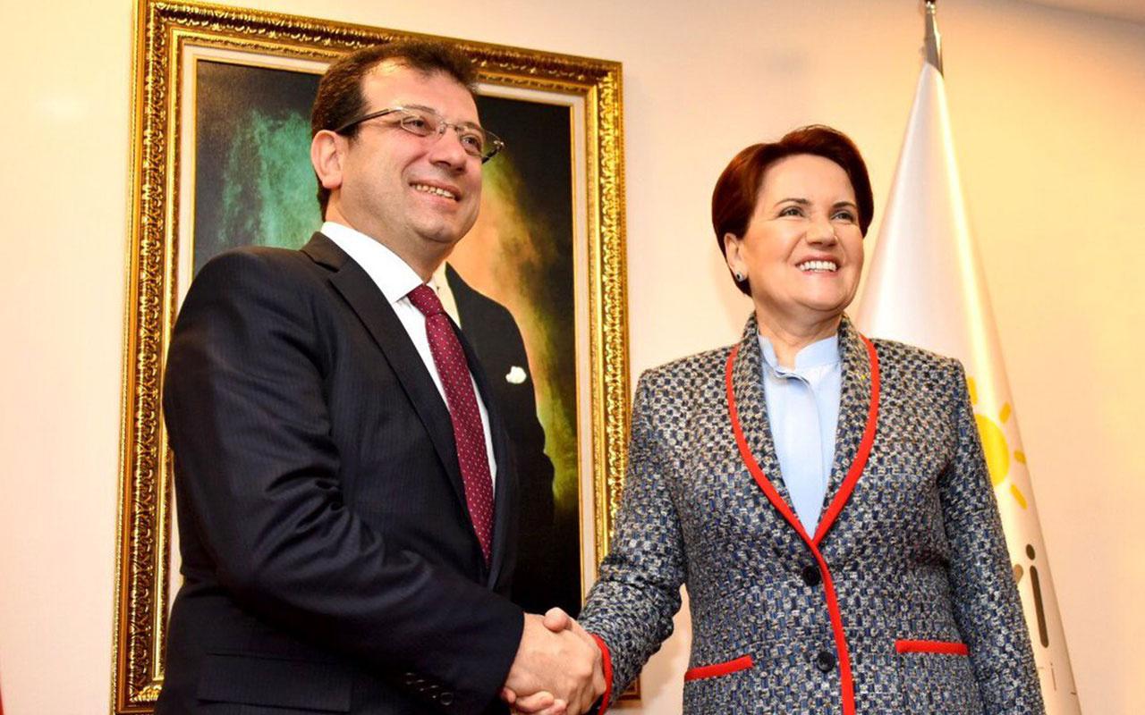 İçişleri Bakanlığı'ndan Ekrem İmamoğlu açıklaması! Meral Akşener'e yalanlama