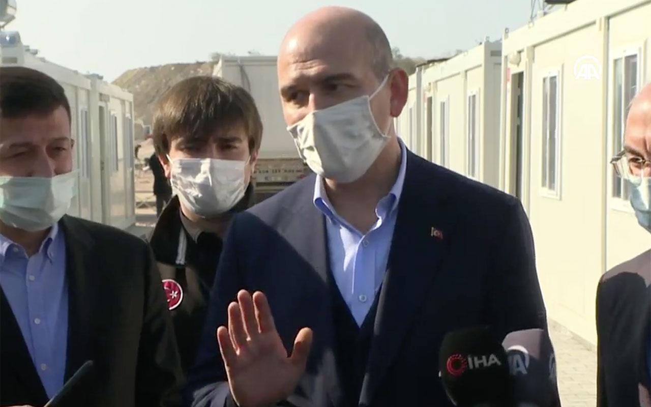 İçişleri Bakanı Süleyman Soylu ilk kez anlattı! Korona beni bile yere serdi