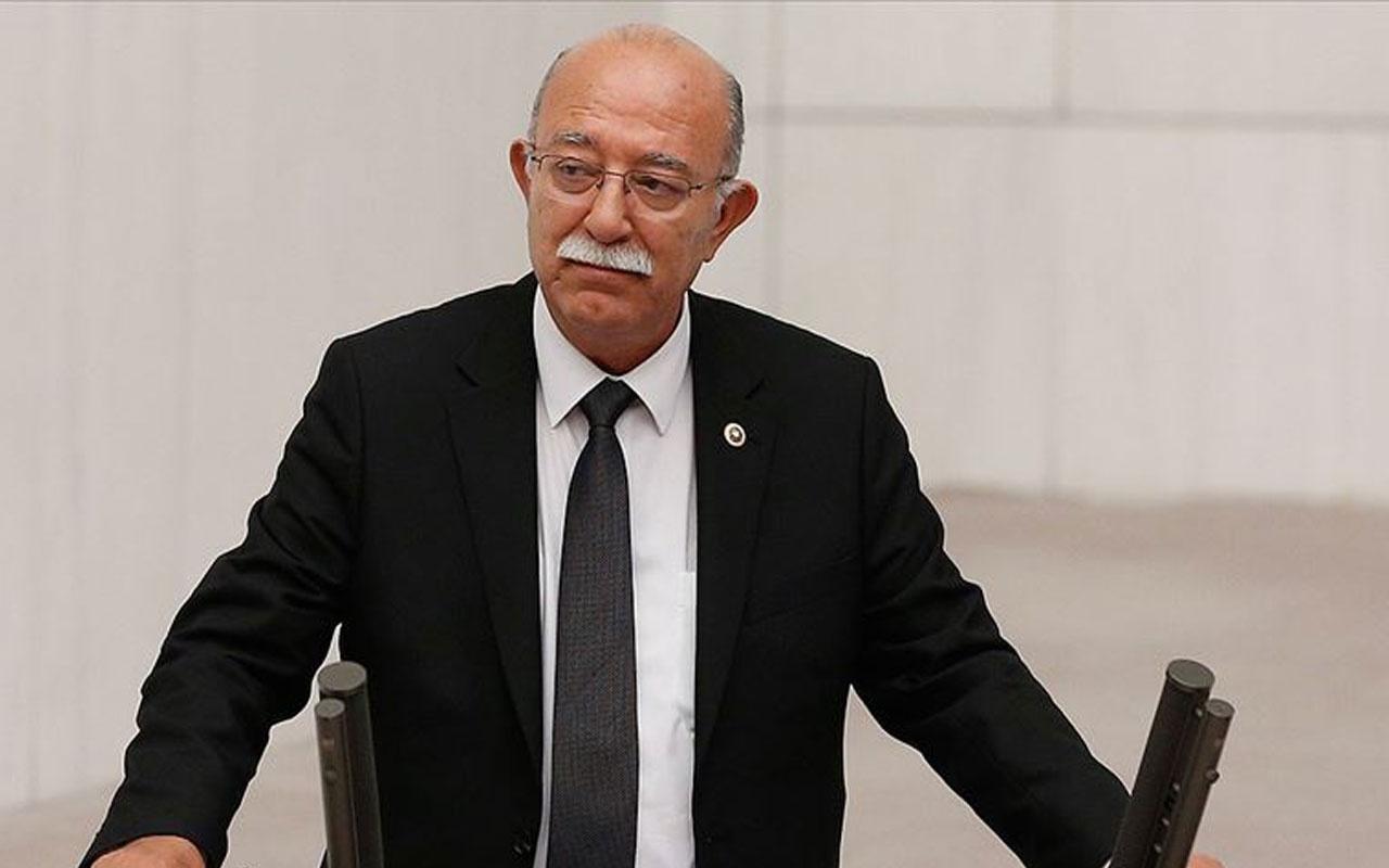 İYİ Parti'de deprem! Adana Milletvekili İsmail Koncuk  istifa etti