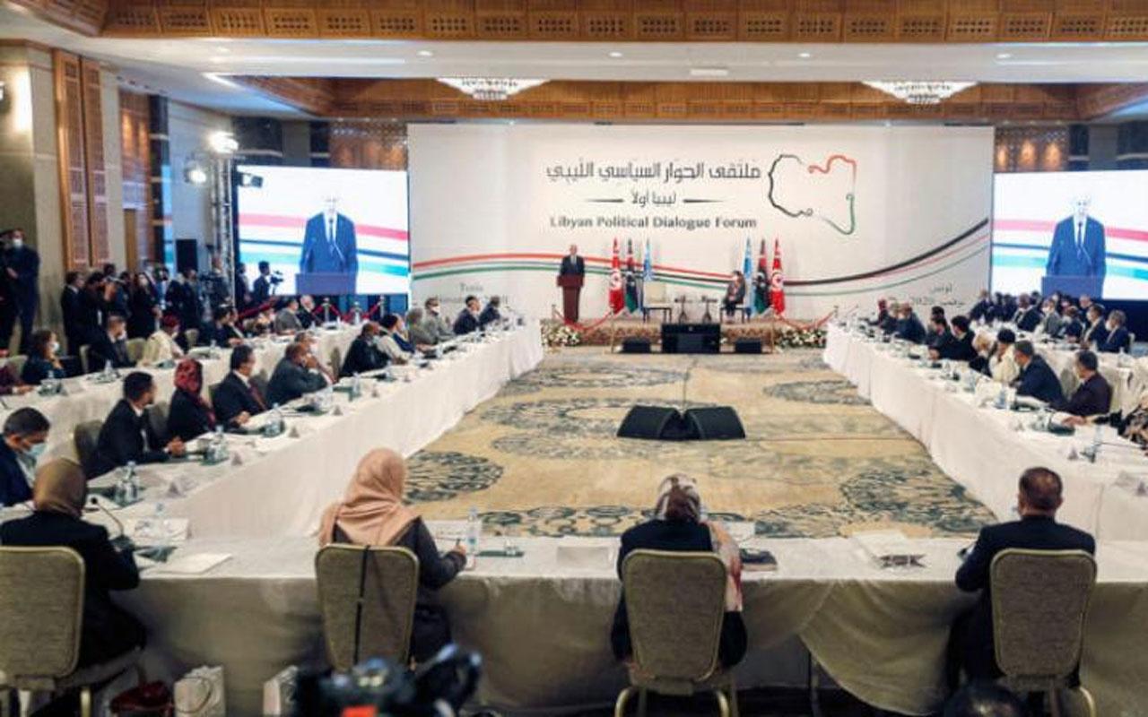 Libya Siyasi Diyalog Forumu'nda uzlaşı çıkmayınca ertelendi