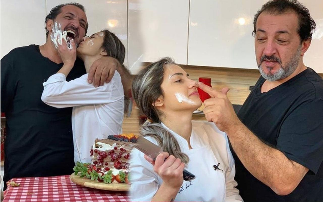 MasterChef Mehmet Yalçınkaya kızı Sude Yalçınkaya ile bombayı patlattı