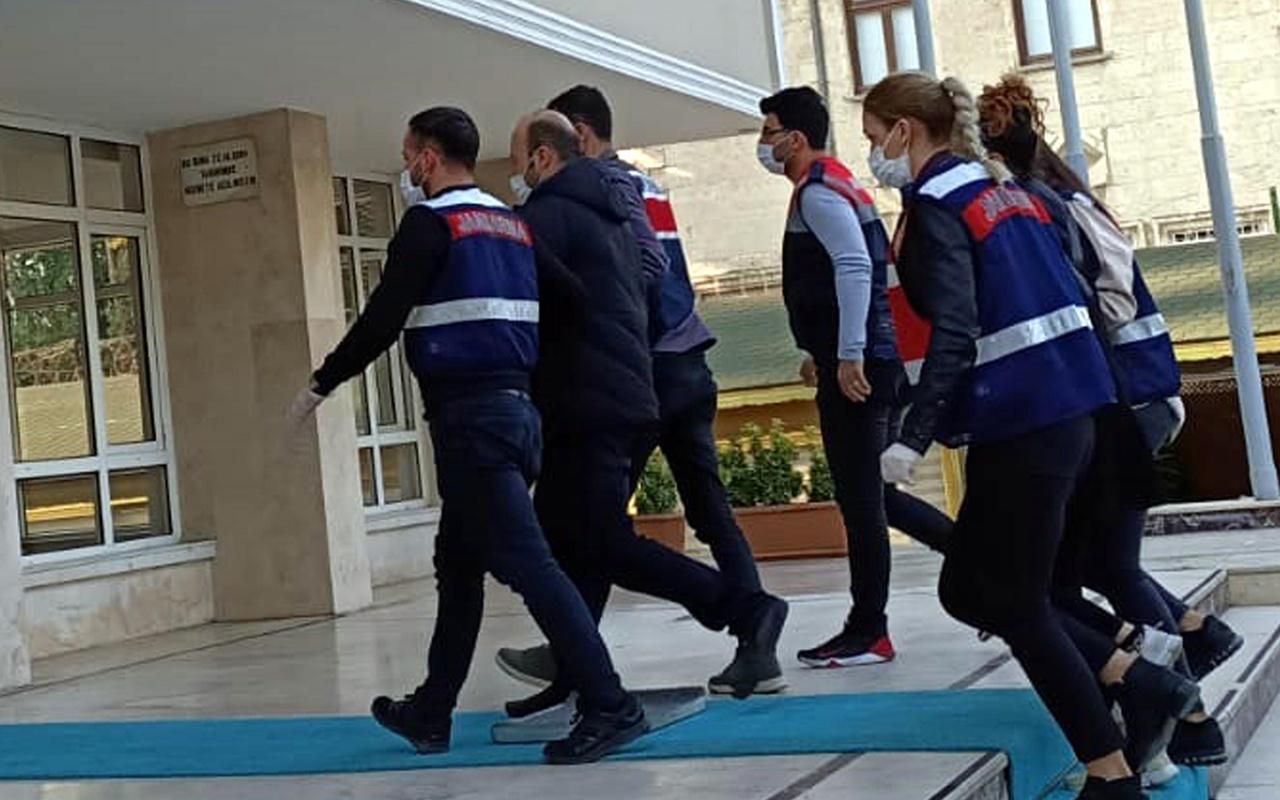 Mersin'de PKK'nın sözde Münbiç müsteşarı yakalandı