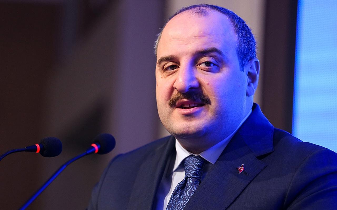 Bakan Mustafa Varank aşı çalışmalarındaki son durumu anlattı