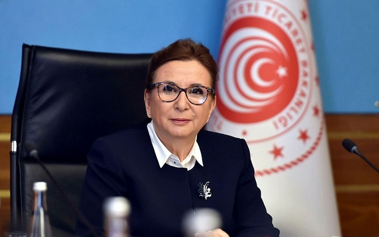 Bakan Pekcan: Rusya'nın domates ihracatımıza uyguladığı kota 250 bin tona yükseltildi