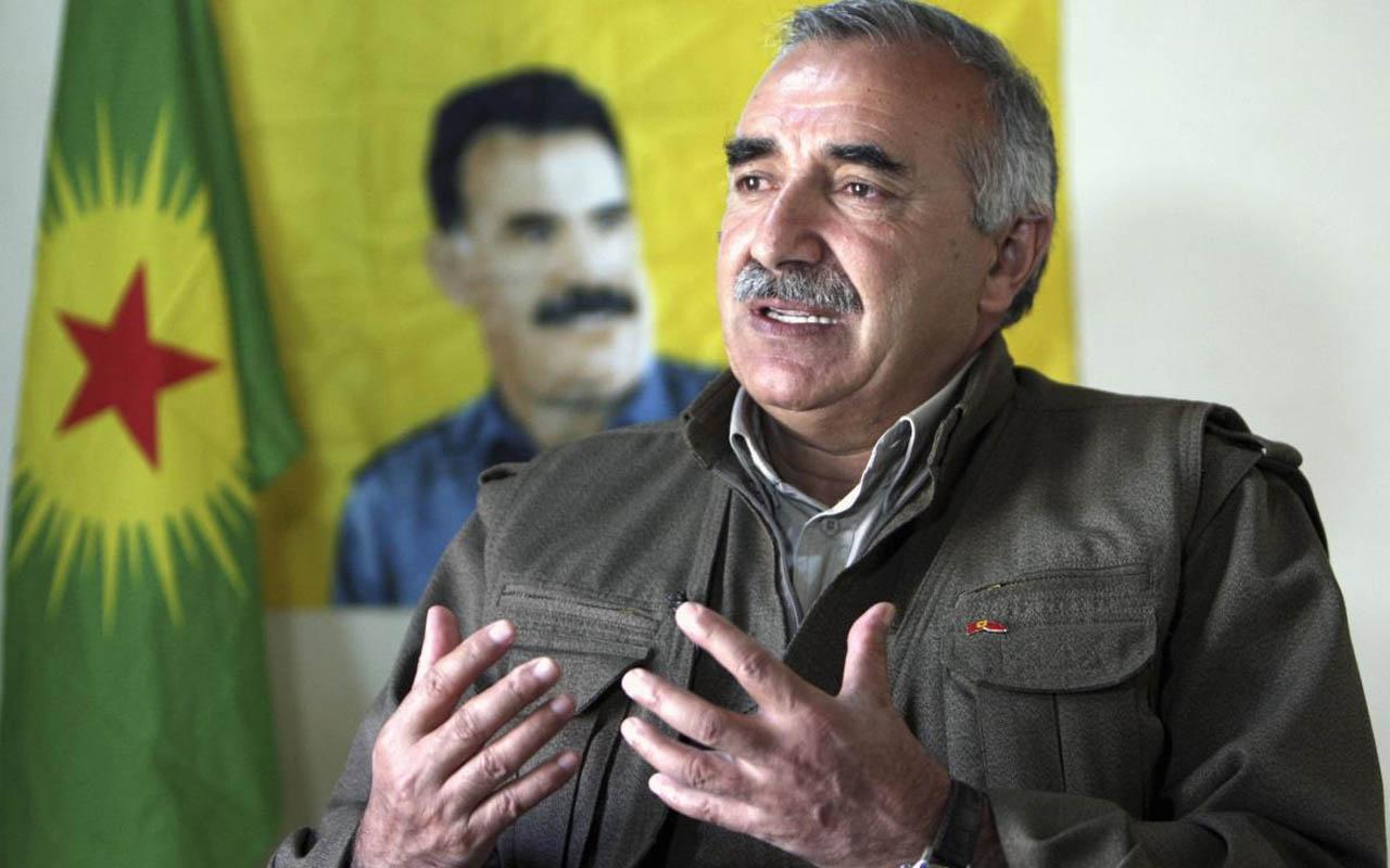Terör örgütü PKK'nın Kandil kampında kaos! Murat Karayılan'a 'Alçak adam!'