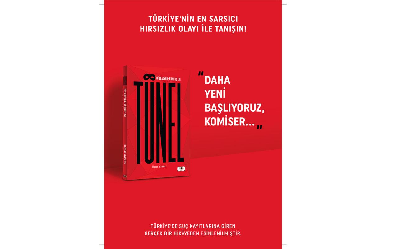 Serdar Uzunyol'un ilk eseri: Tünel Operasyon: Kunduz Avı