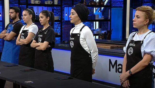 TV8 MasterChef'ten elenen isim ağlayarak gitti şefler bakın neler söyledi