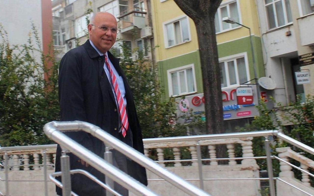 Cumhurbaşkanına hakaretten yargılanan eski Belediye Başkanı Ekrem Eşkinat'ın cezası belli oldu