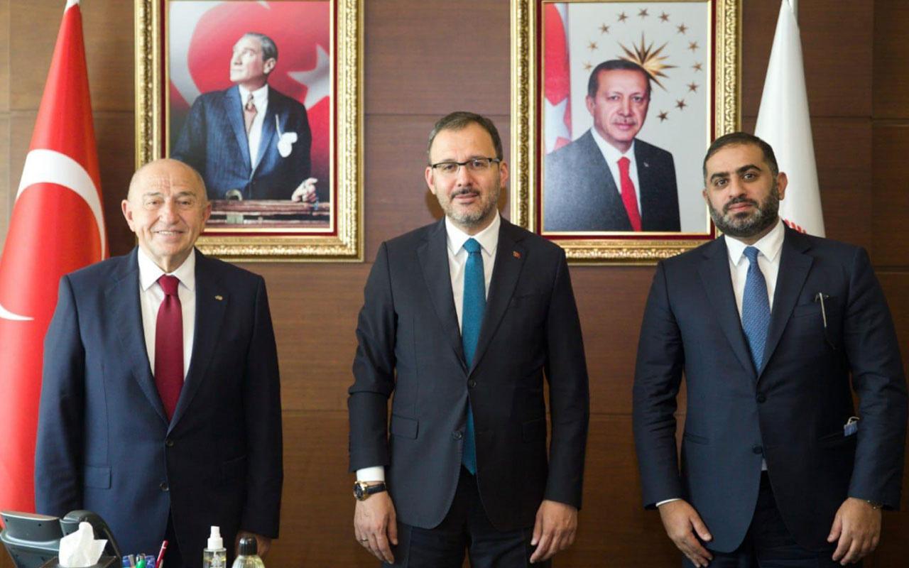 Bakan Kasapoğlu duyurdu: TFF ile beIN Sports anlaştı