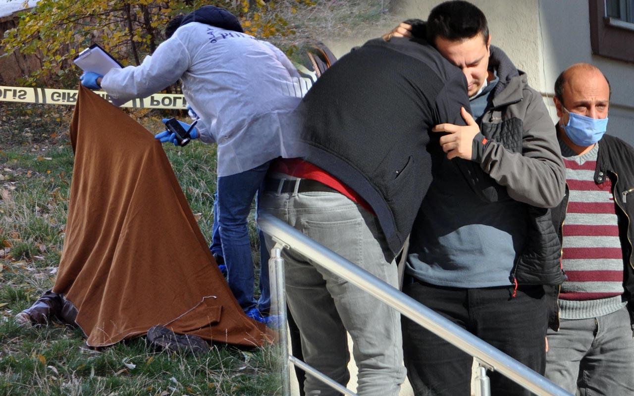 Erzurum'da işçilere malzeme götüren apartman yöneticisi çatından düşerek öldü
