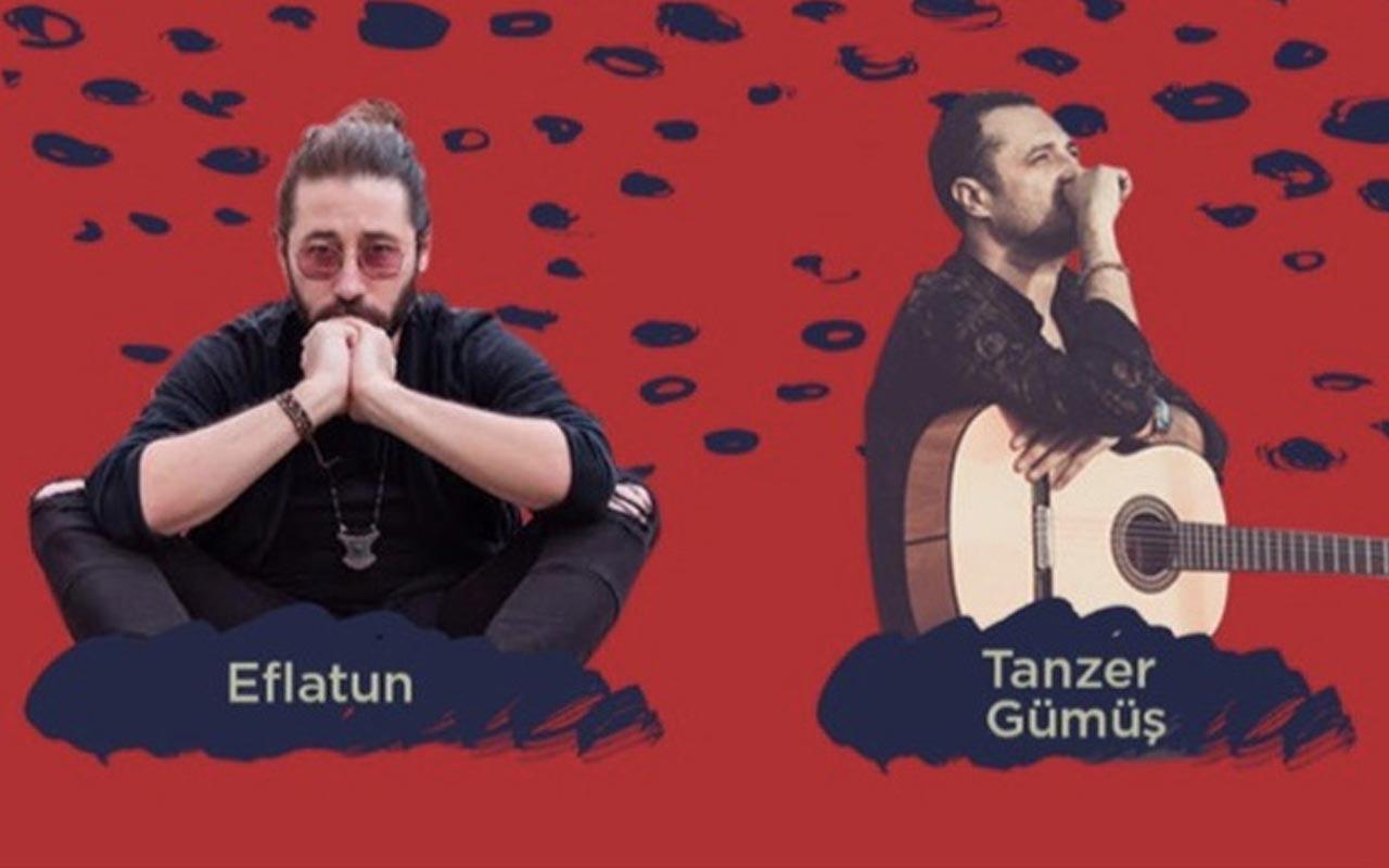 Dinleyici yazıyor Eflatun ve Tanzer Gümüş besteliyor! Beste Dükkanı'nda doyasıya müzik keyfi