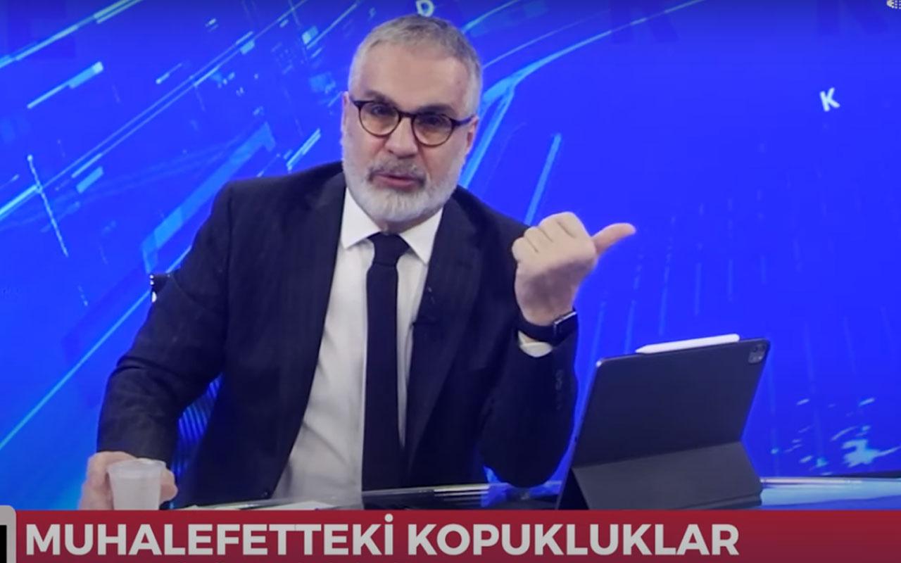 Ümit Özdağ İYİ Parti'nin ipini çekti! HDP ile görüşme oldu mu?