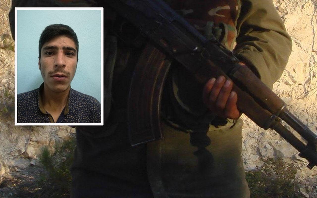 El Bab'da yakalanan PKK'lı terörist 5 ABD'li tarafından eğitildiğini itiraf etti