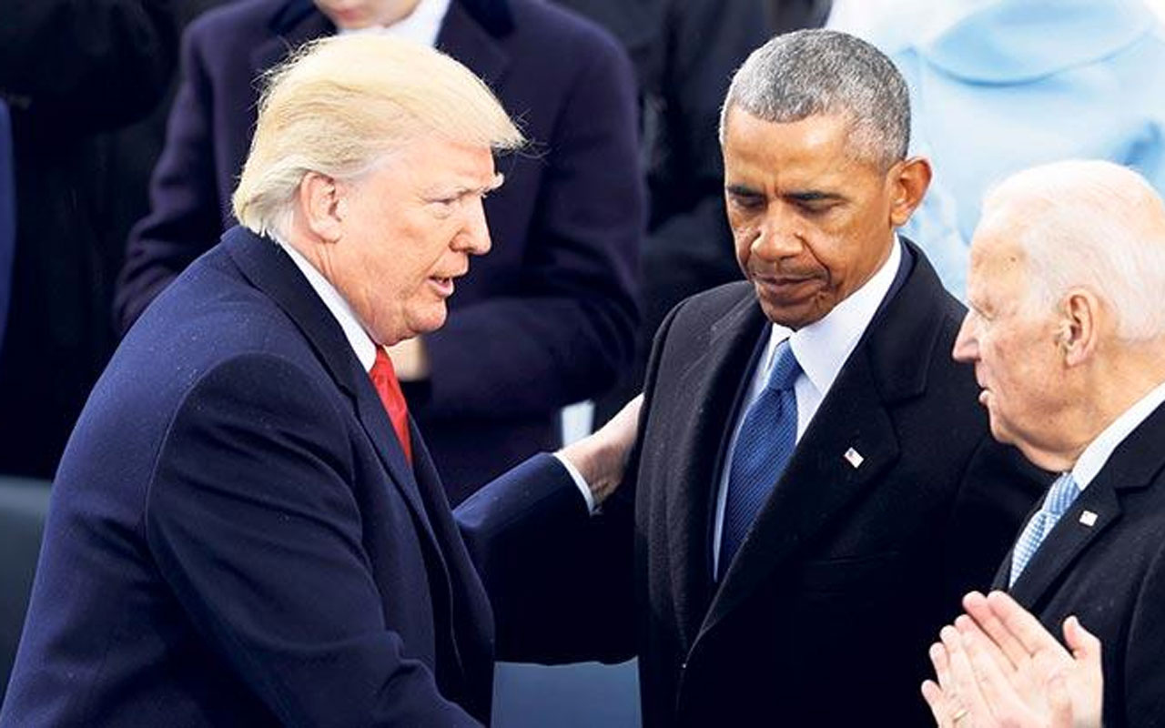 Obama'dan Trump'a çağrı: İktidarda kalabilmek için her şeyi yapan diktatörler var