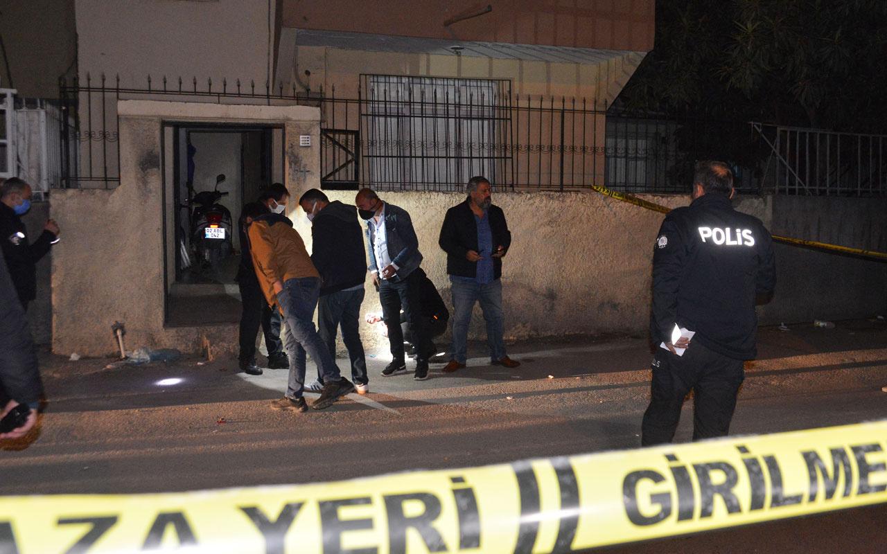 Evinin önünden pusu kurulan kişi tabancayla vuruldu