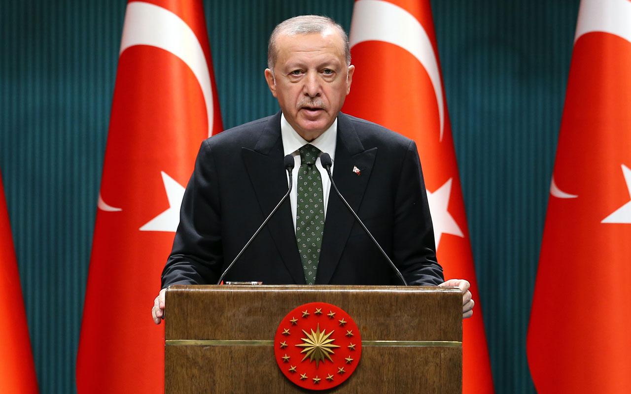 Cumhurbaşkanı Erdoğan'dan flaş 'faiz' açıklaması! Faiz sebeptir enflasyon netice