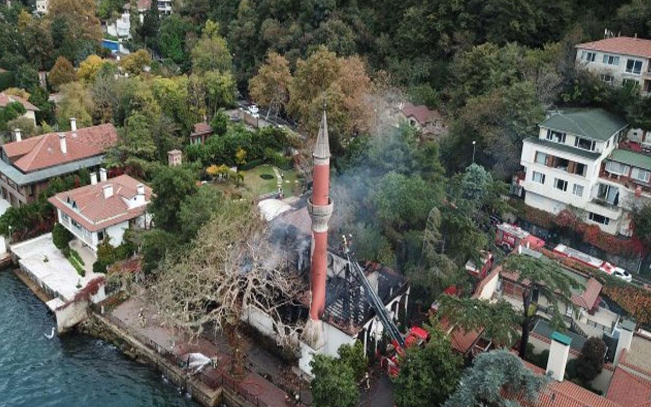 İstanbul Valiliği açıkladı! Tarihi Vaniköy Camisi'nin ihyası için protokol imzalanacak