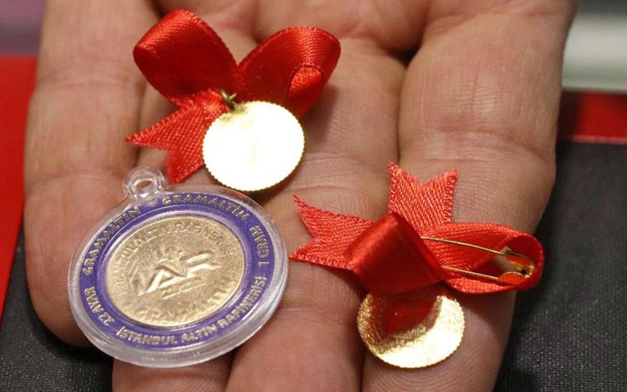 Gram altın 472 lira seviyelerinde! Çeyrek altın ve cumhuriyet altını ne kadar?