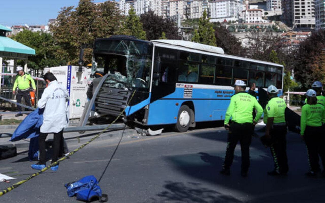 4 kişinin öldüğü otobüs kazası davasında karar! Şoföre 12 yıl hapis