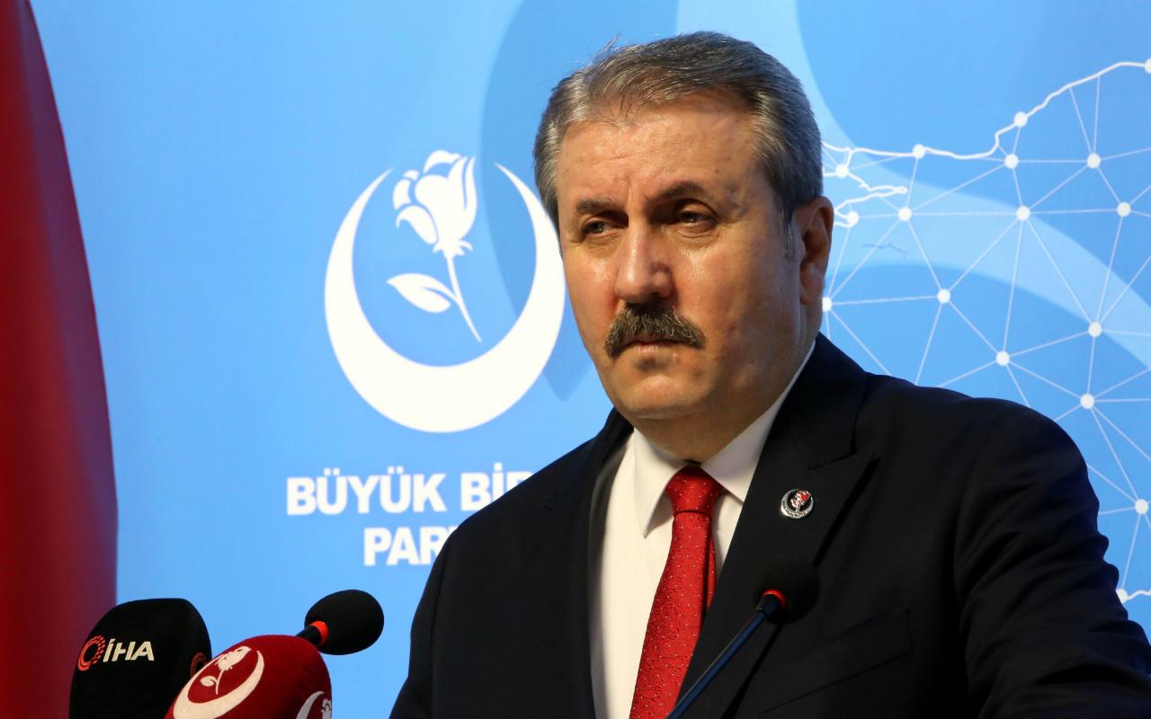 BBP'li Destici'den Gergerioğlu açıklaması