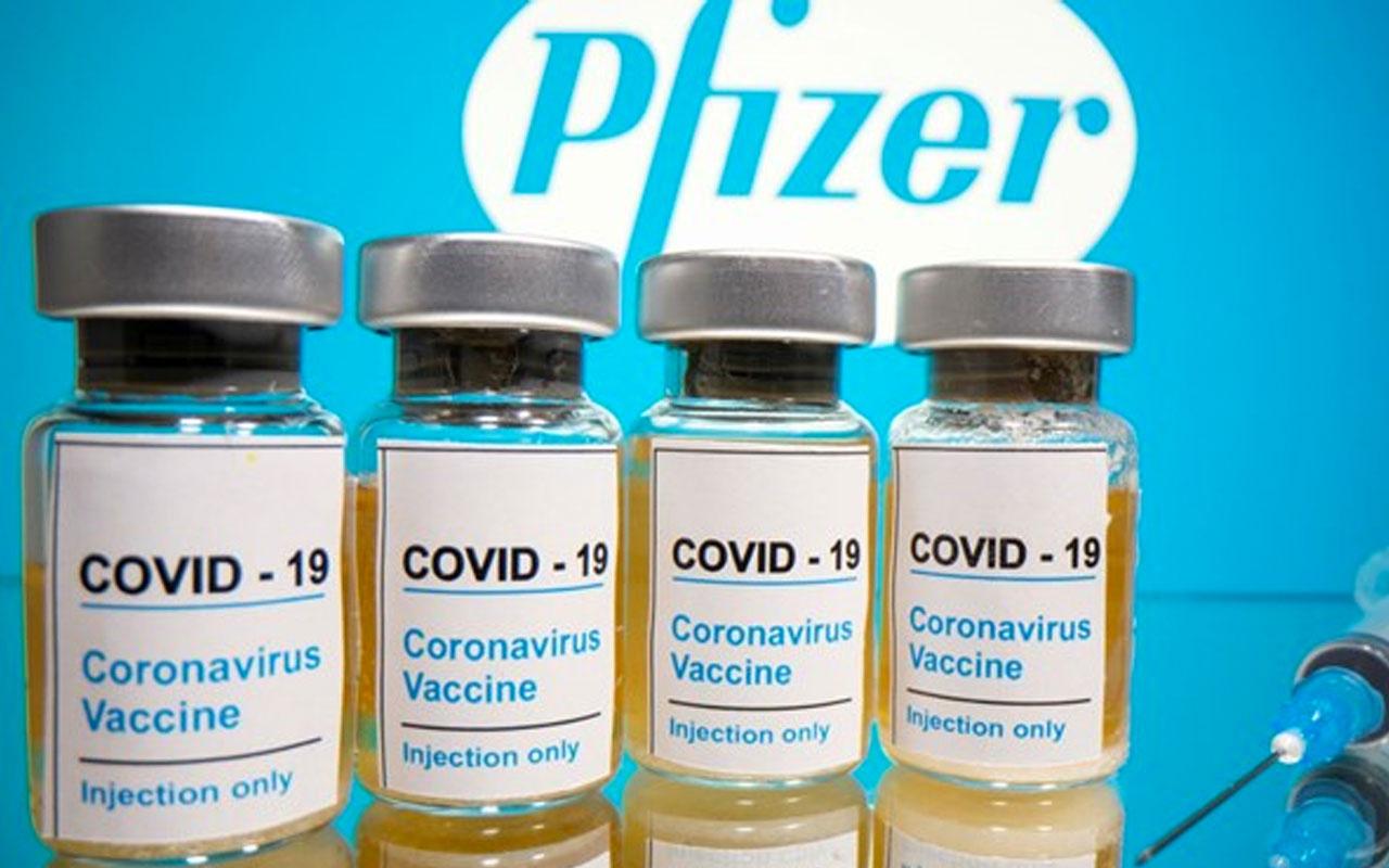 Pfizer/BioNTech'in aşısı yüzde 95'ten fazla koruma sağlıyor