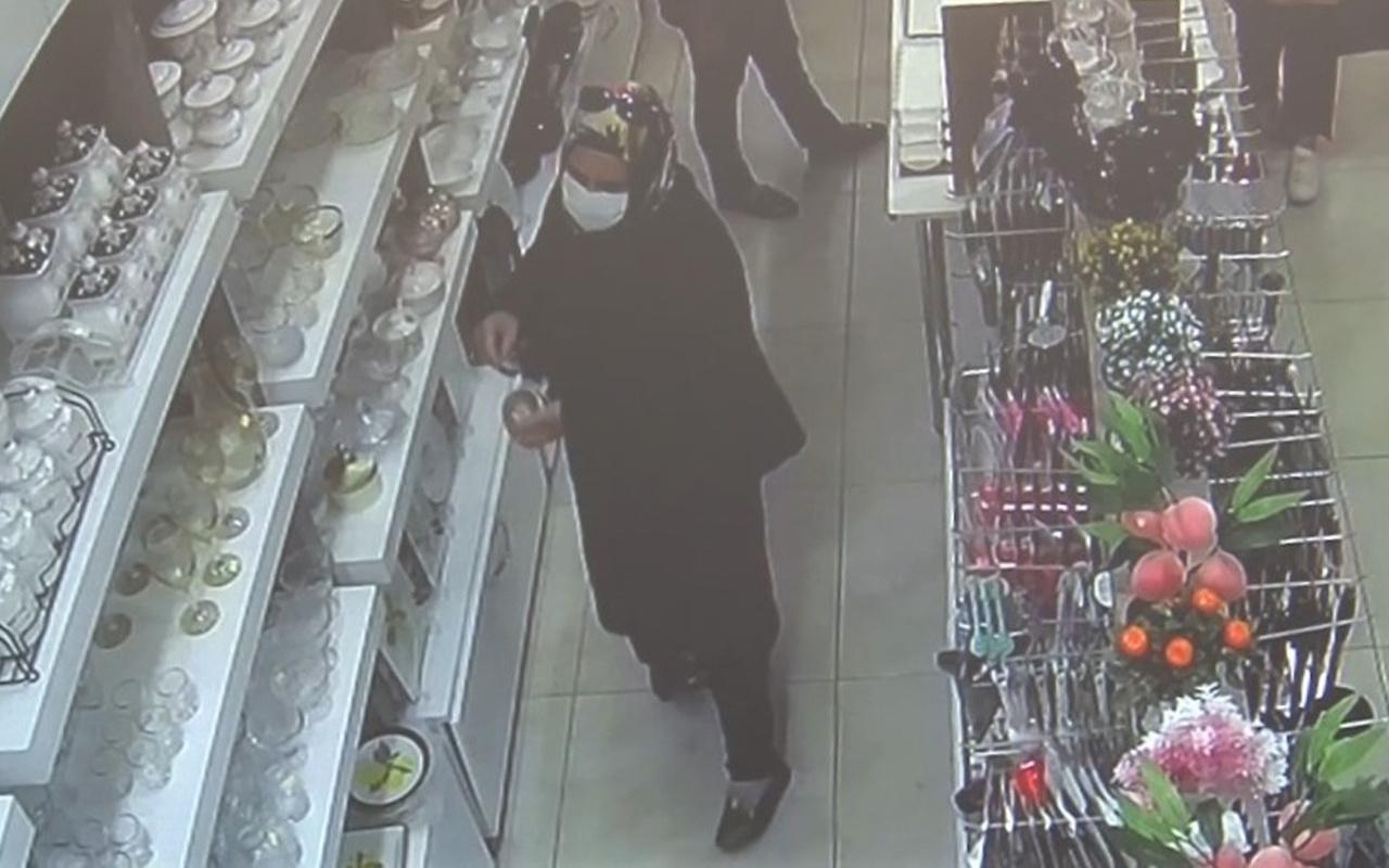Kahramanmaraş'ta şaşırtan hırsızlık! Çaldığı ürünler görenleri şaşırttı
