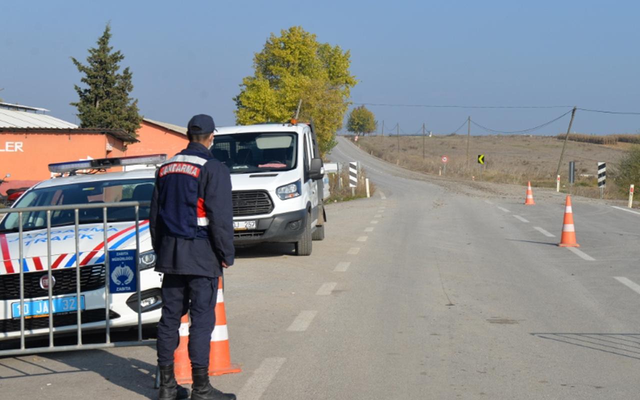 Altıeylül Belediye Başkanı açıkladı! 7 mahalle karantinaya alındı