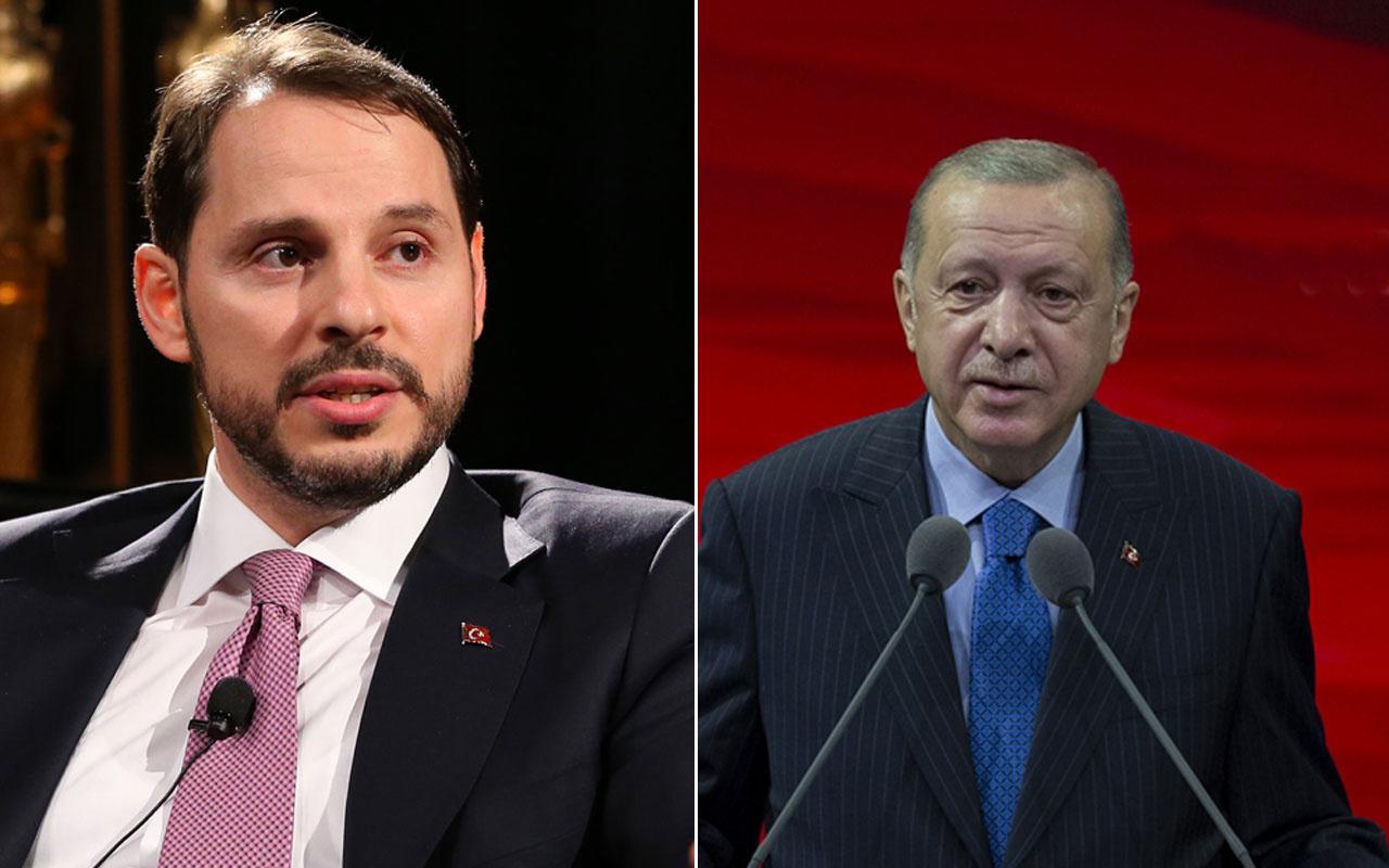Cumhurbaşkanı Erdoğan Berat Albayrak'ın istifasını nasıl öğrendi? İsmail Saymaz'ın iddiası