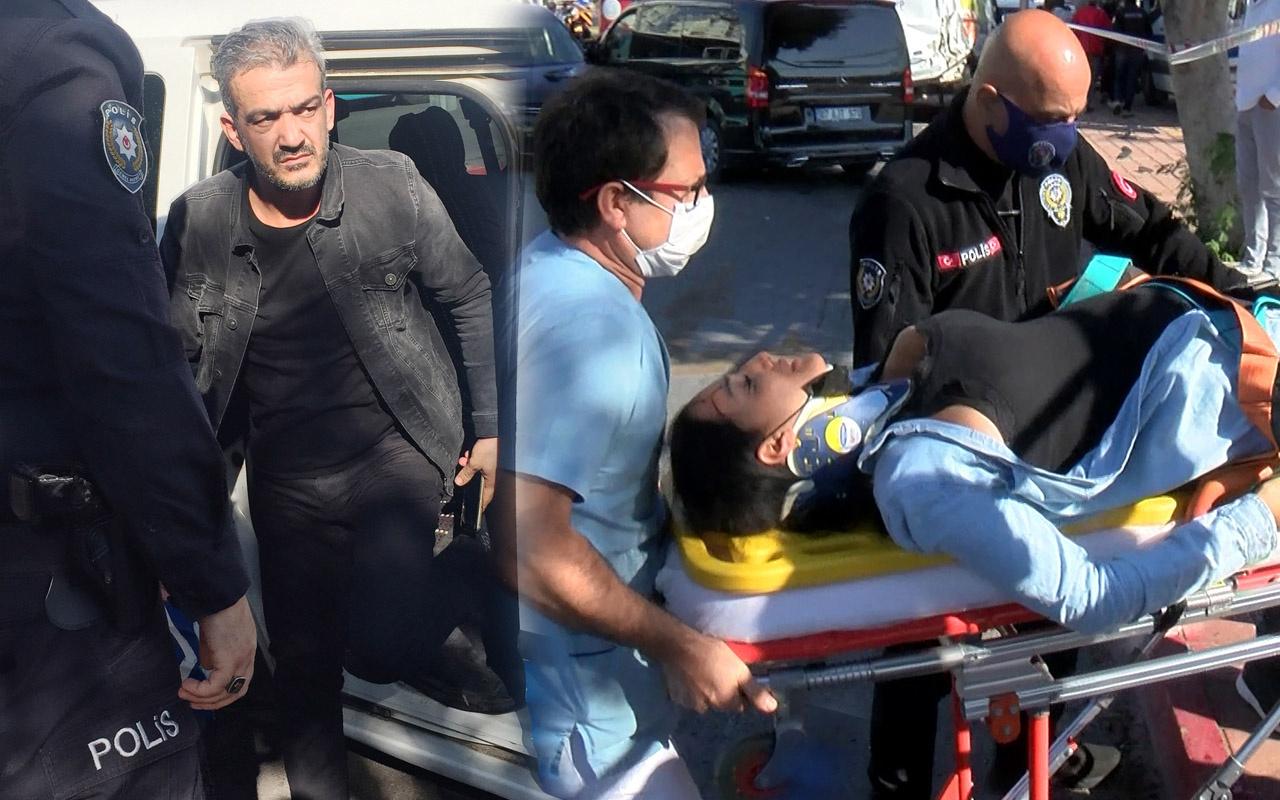 Antalya'da ehliyetine el konulmasına rağmen araç başına geçti! 6 kişi yaralandı