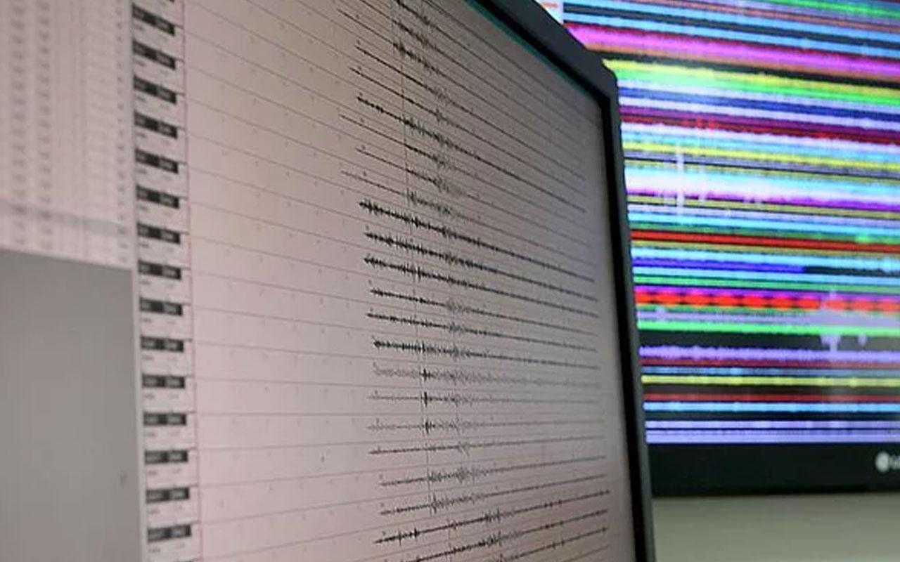 Ege'de 3.6 büyüklüğünde deprem! AFAD açıkladı