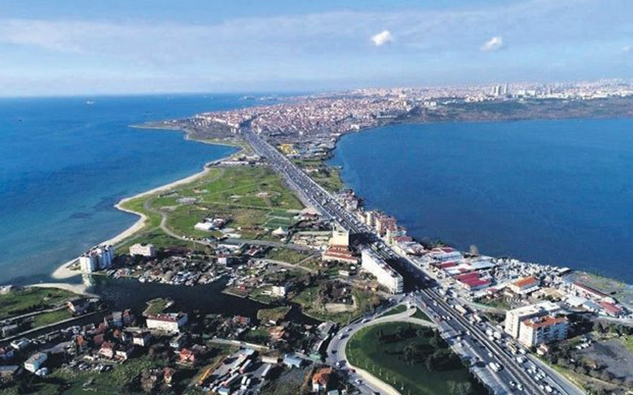 Kanal İstanbul hakkında 16 bin sayfalık rapor hazırlandı ne deprem ne de tsunami riski var