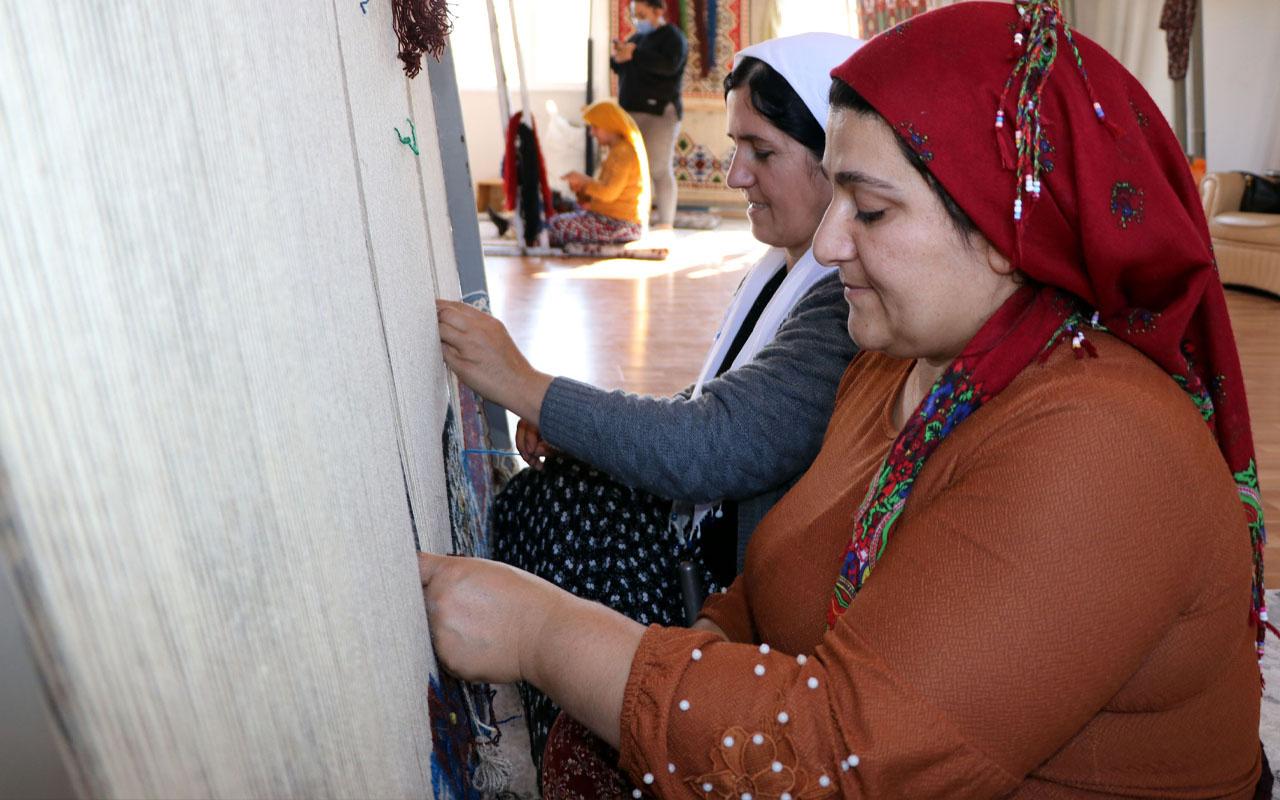 Van'da 80 kadın üretiyor Avrupa'dan sipariş yağıyor! Fiyatı cep yakıyor