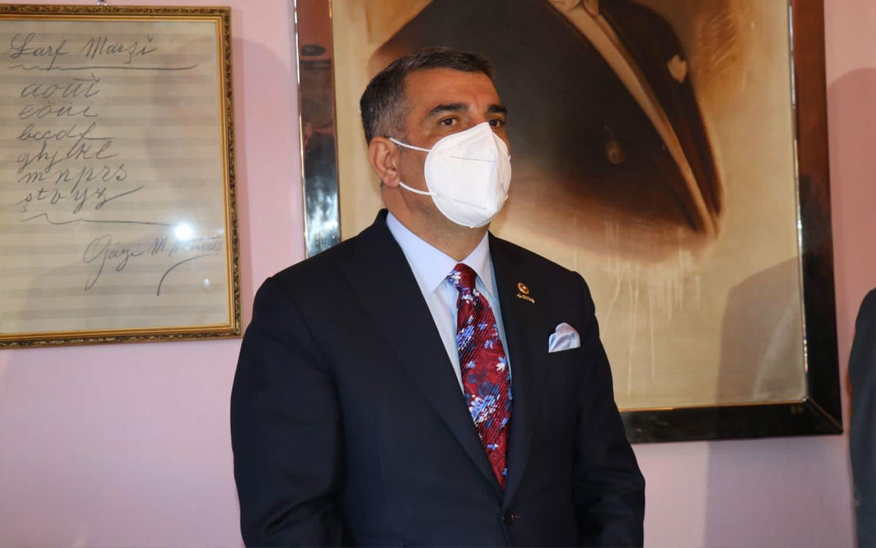 CHP Elazığ Milletvekili Gürsel Erol koronavirüse yakalandı!