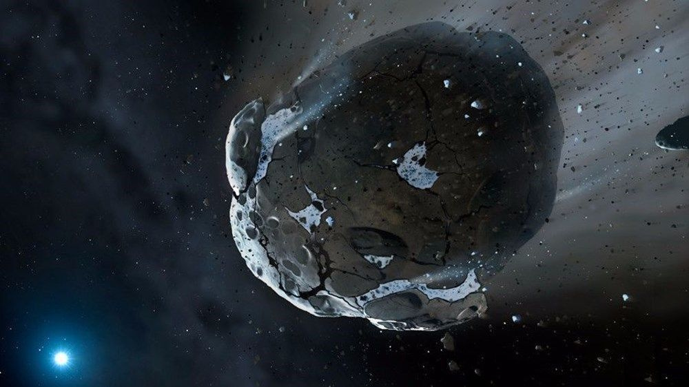 Bilim dünyası çok geç fark etti felaket Dünya'yı teğet geçti