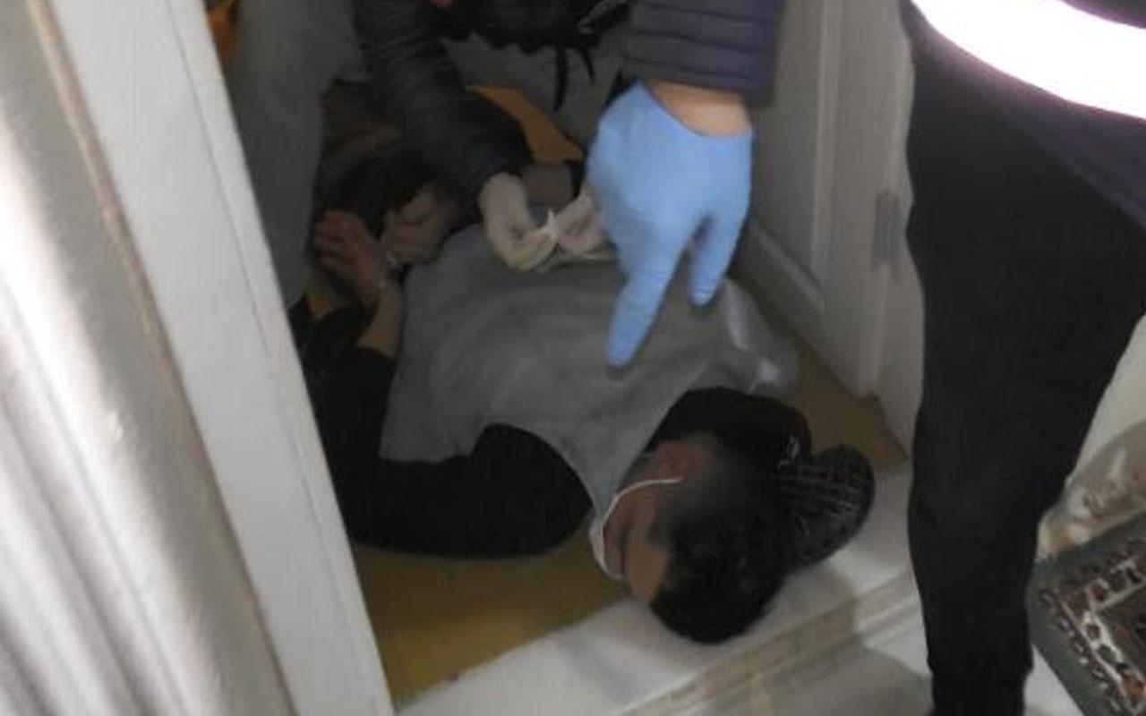 Bursa'daki 300 polisli uyuşturucu operasyonu! 10 şüpheli tutuklandı