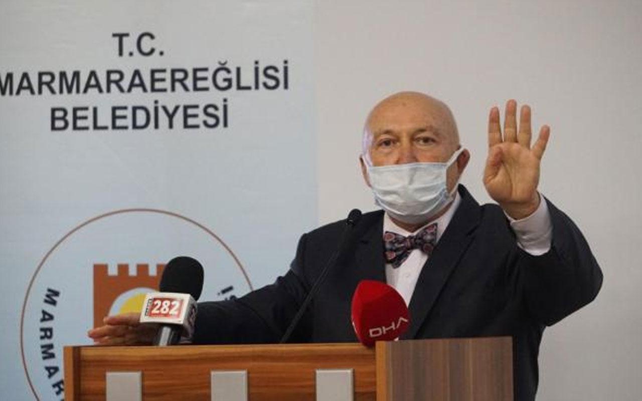Prof. Dr. Ahmet Ercan: Marmara'da büyük deprem Tekirdağ'da olacak