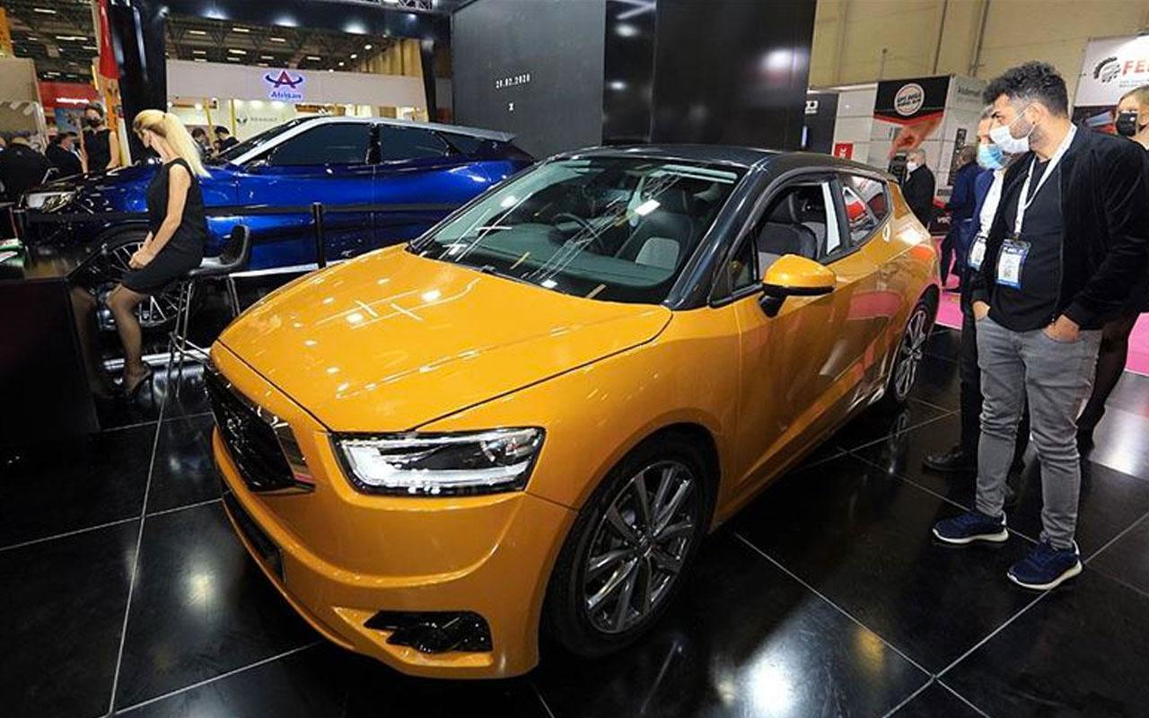 KKTC'nin yerli otomobili Günsel'in fiyatı ne kadar? Türkiye'de görücüye çıktı!