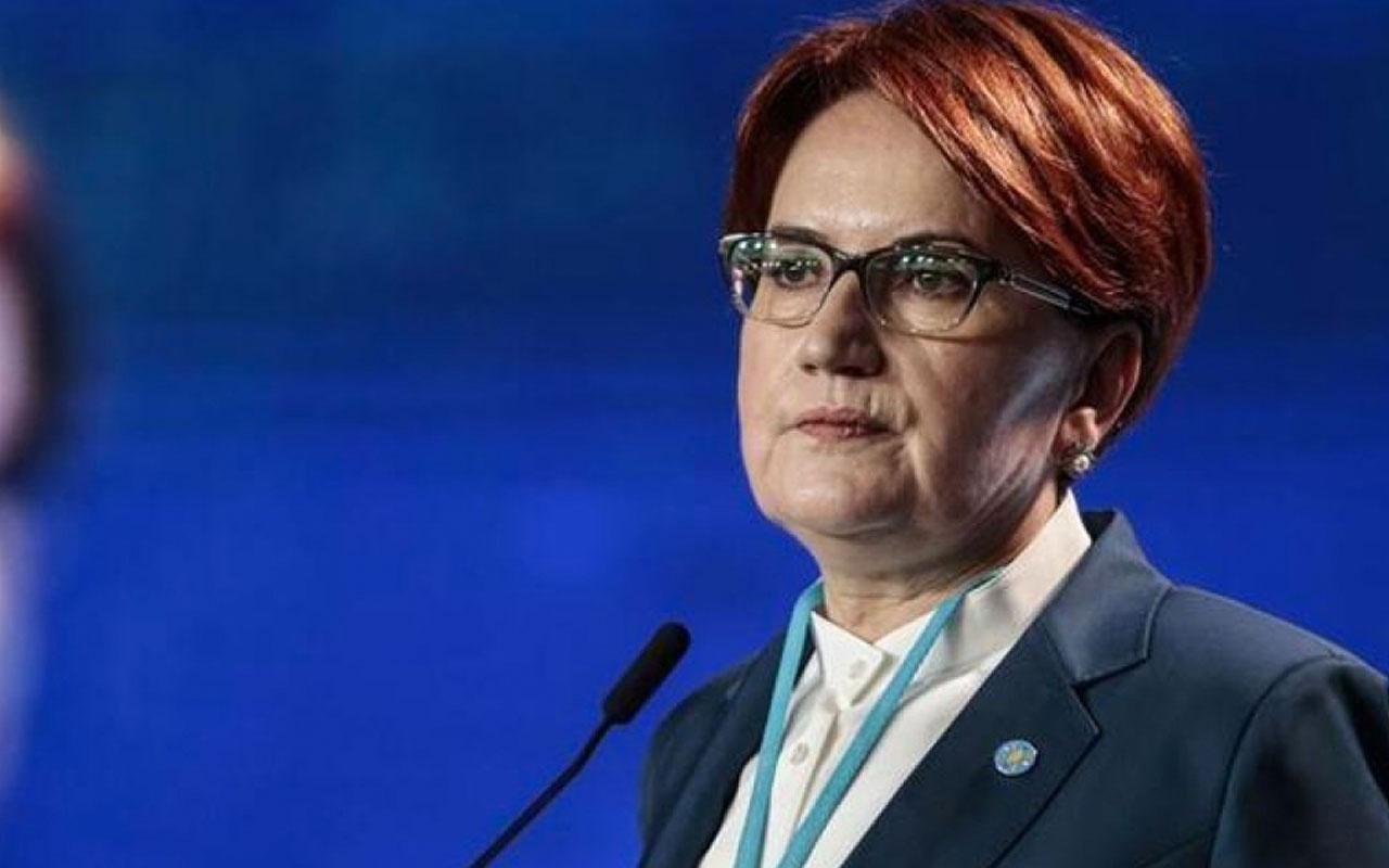 İyi Parti Lideri Meral Akşener'den 'Alaattin Çakıcı' yorumu milli iradeye tehdit
