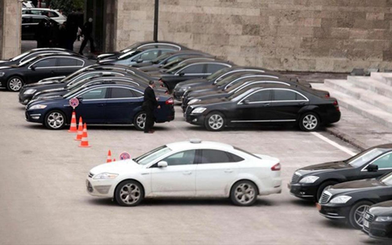 Meclis'te araba yıkayan kişi dahi özel araçla evine gidiyor